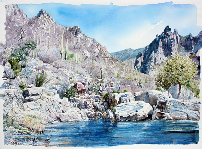 Salt River Canyon 12